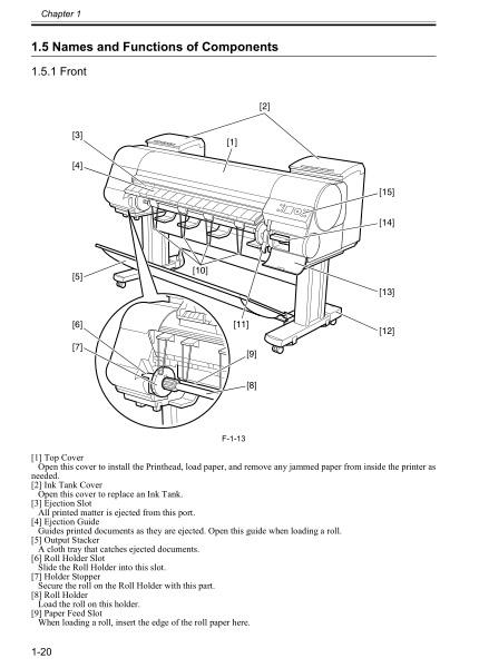canon ipf8100 service manual Epson R330 Epson R330
