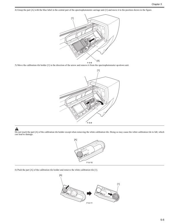 Canon Ipf6450 Service Manual