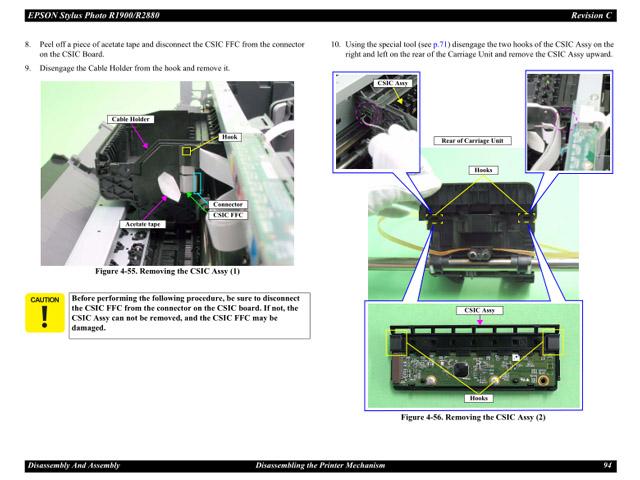 epson stylus photo r1900 r2880 service manual rh sdott parts com Epson R1900 Head epson stylus photo r1900 manuel