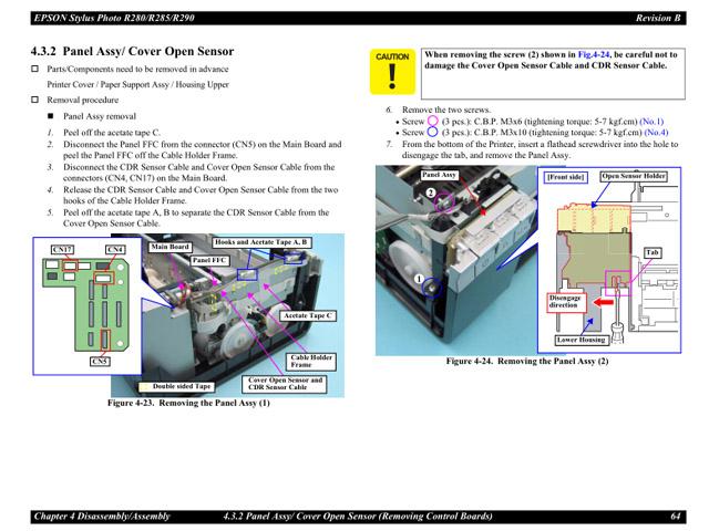 epson r290 r280 r285 service manual rh sdott parts com epson stylus photo r285_290 manual epson stylus photo r285_290 manual