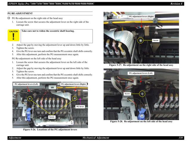 epson 9880 9450 9400 7880 7800 7450 7400 service manual rh sdott parts com Epson L380 Manual Manual Epson Wf-2750